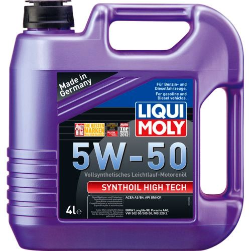 Liqui Moly Synthoil High Tech 5w50