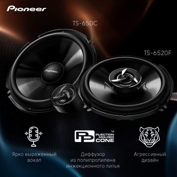 PIONEER TS-6520F