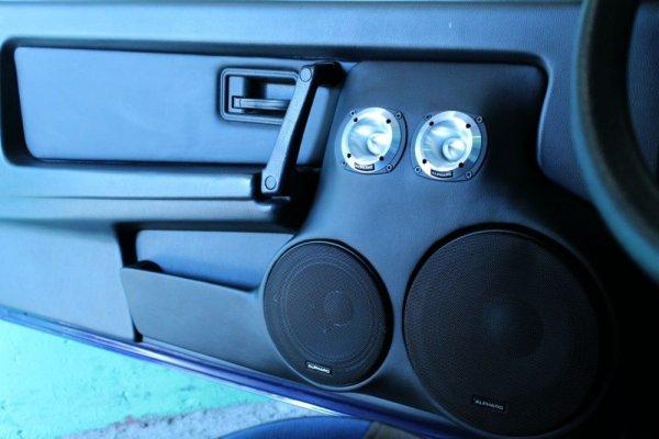 Виды динамиков автомобиля