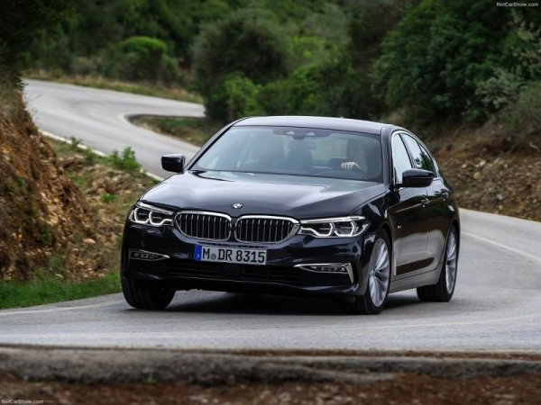 BMW 5 серия VII