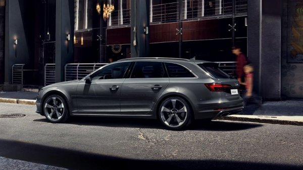 Audi SW