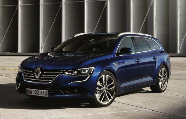 Renault SW Talisman