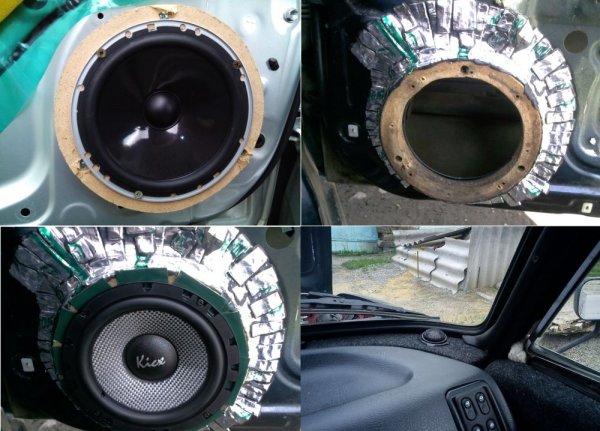 Топ-4 компонентные динамики в авто