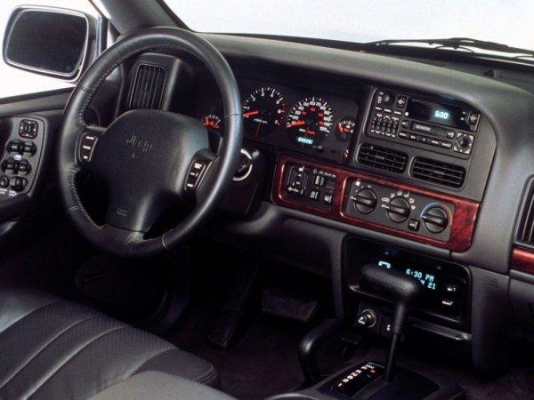 Особенности автомобиля Jeep Grand Cherokee