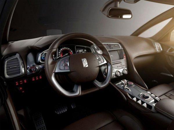Особенности автомобиля Citroen DS5