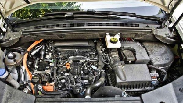 Двигатель Citroen DS5