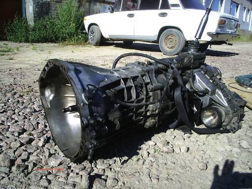 Двигатели и КПП Авто