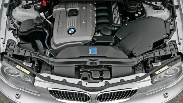 Двигательная установка bmw 1 series