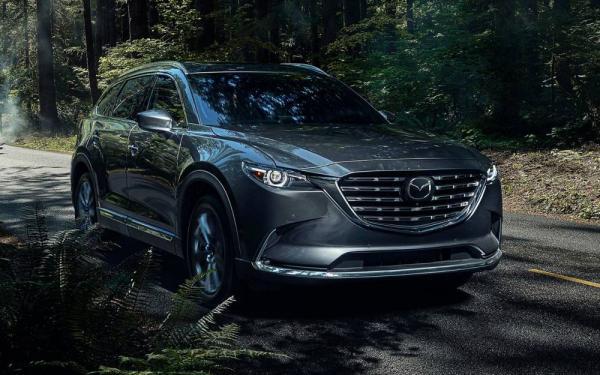 Достоинства и Недостатки Mazda CX9