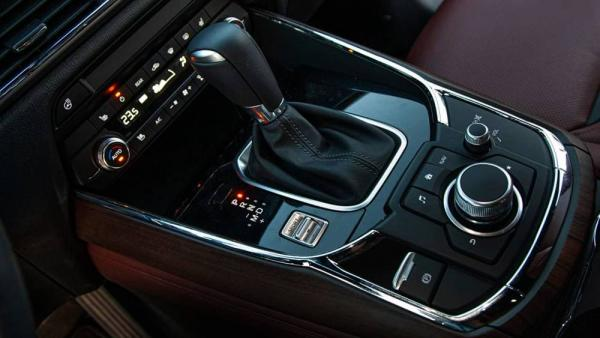 Коробки передач Mazda cx9