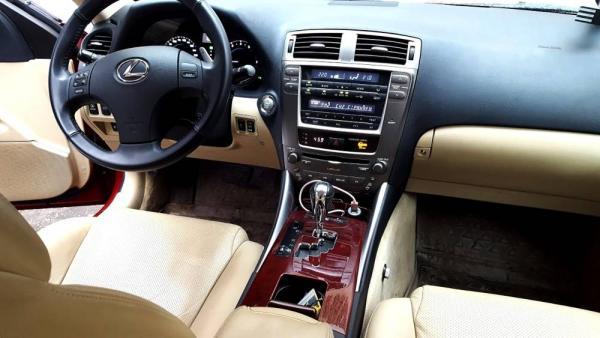 Трансмиссия Lexus is250