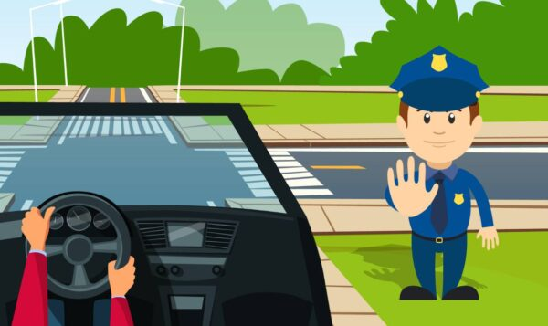 Безопасное вождение автомобиля
