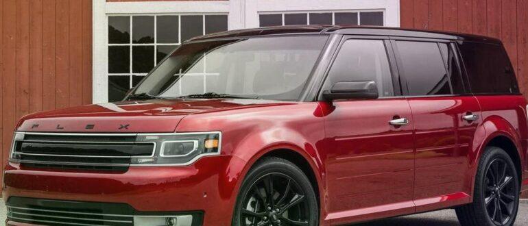 Ford Flex плюсы и минусы автомобиля