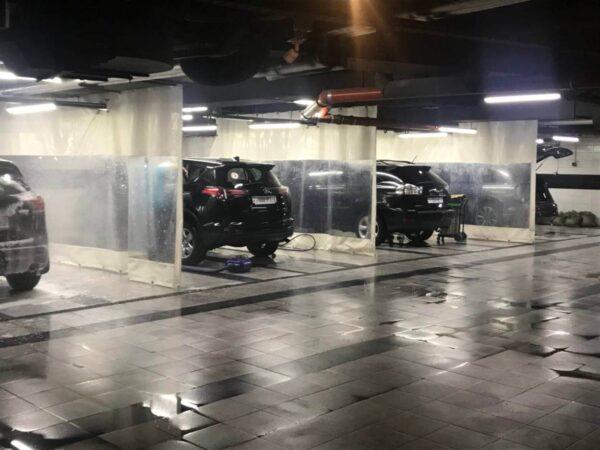 Где и как мыть машину