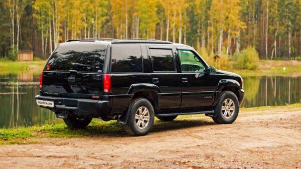 История модели GMC Yukon