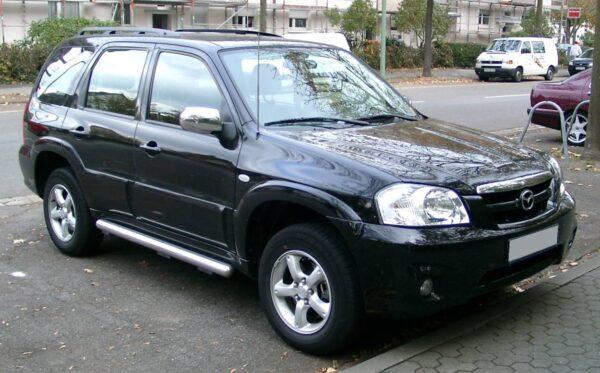 Mazda Tribute I плюсы и минусы автомобиля