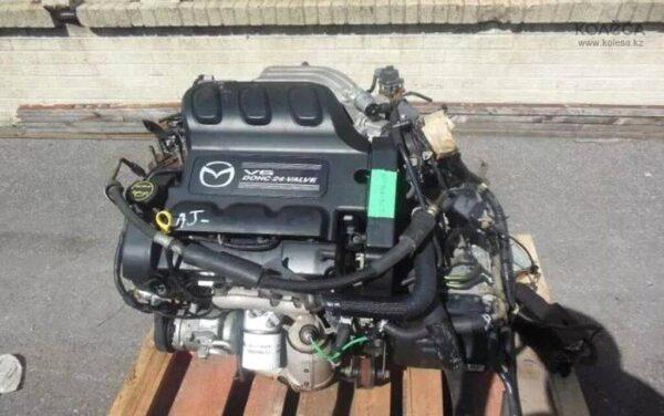 Мотор Мазда